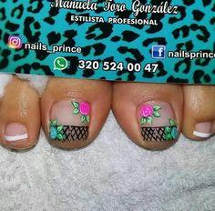 Pedicure Nails, Toe Nails, Manicure, Magic Nails, Toe Nail Designs, Pretty Nails, Nail Art, Feet Nails, Gorgeous Nails