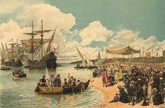 Faz hoje 520 anos que a Armada de Vasco da Gama partiu para a Índia : portugal