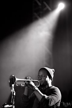 Ambrose Akinmusire Quintet @ Skopje Jazz Festival 2012
