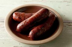Andouille is one of my favorite sausages to just eat. It has so much flavor it really doesn't need much more than a hero roll