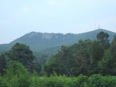 Crowder's Mountain - Wikipedia