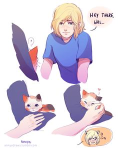 This is too much cute for me !!!! Yurio president/senpai <3