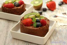 Tortine+con+mousse+al+cioccolato