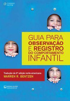Guia para observação e registro do comportamento infantil Livro-texto para…