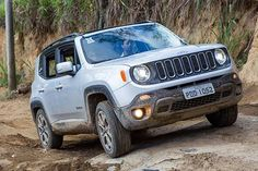 Ficha técnica completa do Jeep Renegade Longitude 2.0 Turbo Diesel AT 2018