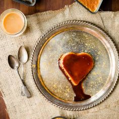 Turn Your World Upside-Down with Dulce De Leche Flan