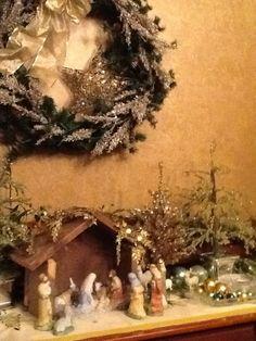 *Christmas 2013 ~ in Ohio by Annette http://kinteriorsblog.wordpress.com/