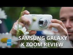 Samsung Galaxy K Zoom Review - YouTube Galaxy Phone, Samsung Galaxy, Latest Camera, Camera Reviews, Camera Phone, Youtube, Photography, Camera, Photograph