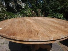 available for sale Teak Furniture, Recycling, Table, Home Decor, Teak Dining Table, Old Wood, Luxury, Dekoration, Garten