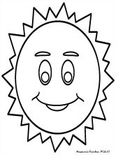 6300 Koleksi Gambar Hitam Putih Matahari Gratis Terbaru