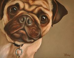 Percy Painting  - Percy Fine Art Print