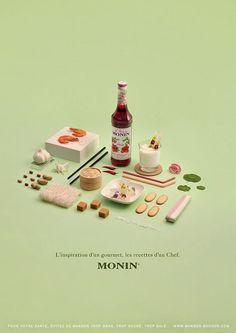 Project Love: Les Sirops de Monin