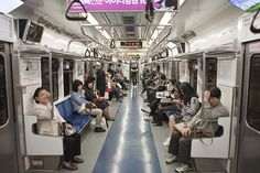 Seoul Metro - The world's largest metro system