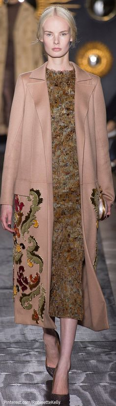 Valentino Haute Couture | F/W 2013: Yes, that is a feathered dress!