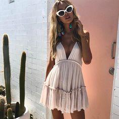 runwayscout.com runwayscout | WEBSTA - Instagram Analytics Summer Wear, Summer Outfits, Casual Outfits, Cute Outfits, Summer Dresses, Summer Grunge, Boho Fashion, Fashion Outfits, Boho Outfits