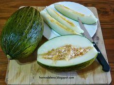 Recetas Caseras Fáciles MG: Como comprar un buen melón Zucchini, Vegetables, Food, Shopping, Cooking Recipes, Postres, Wood Furnace, Homemade Recipe, Health Tips