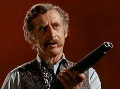 Sam Gilman as Doc Holliday on Star Trek (Spectre of the Gun)