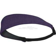"""Brooks 1"""" Headband , Farbe: Eggplant"""