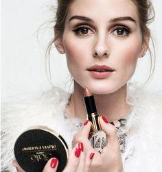 Olivia Palermo @OliviaPalermo talks beauty with Vogue http://vogue.uk/44EGHR
