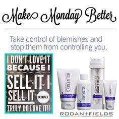 These brilliant doctors have done it again!!! More than 20 years ago they created ProActiv, which is the #1 over-the-counter acne brand in the U.S. NOW their newest line, Rodan + Fields UNBLEMISH, has been ranked as the #1 Premium acne brand in the U.S. I'd say these doctors know what they're doing!!!