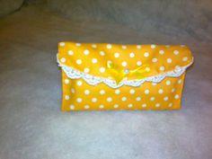 Pöttyös zsebkendő tartó (2 db), solba66, meska.hu Sunglasses Case