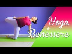 Yoga - Per chi sta troppo seduto! - YouTube Yoga Flow, Personal Trainer, Namaste, Yoga Fitness, Pilates, Exercise, Gym, Poses, Workout