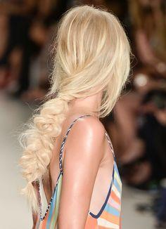Thick boho braids
