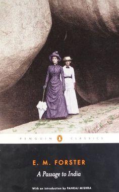 Pasaje a la India. Lo leí en castellano. Precioso libro.