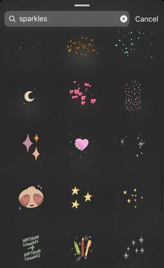 Instagram Emoji, Iphone Instagram, Instagram Posts, Instagram Story Ideas, Cute Gif, Runes, Board Games, Gifs, Good Things