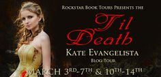Shayna Varadeaux Books & Reviews: BLOG TOUR - Til Death by Kate Evangelista