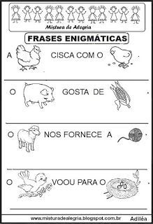 Frases enigmáticas p