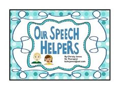 learning about our speech helpers Improving our speech the consequences of what we say are extremely far-reaching, demanding that we choose our words carefully  my jewish learning is a not-for .