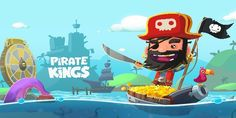 Pirate Kings Triche - Astuce Pirate Kings Tournes et Argent Illimite Android, Windows Mobile, Pirate Games, Pirate Island, Game Creator, Button Game, App Hack, The Pirate King, Kings Game