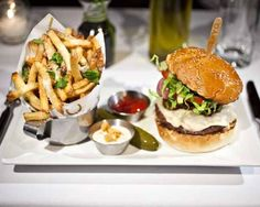 Lavo Burger Recipe | The Daily Meal