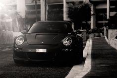 Porsche 911 City Street wallpaper