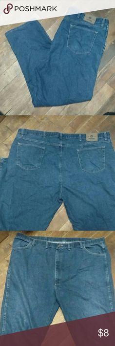 WRANGLER MEN'S SIZE 50 X 30 REGULAR FIT JEANS GUC WRANGLER MEN'S SIZE 50 X 30 REGULAR FIT JEANS GUC Wrangler Jeans