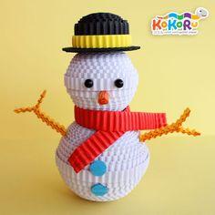 Snowman  #kokoru #chrismas