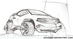 offroad vehicle - desert suv by ~ecco666 on deviantART