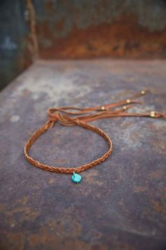 Ranchero Choker / Brown
