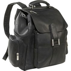 9f3a38927dca5 David King Large Top Handle Backpack