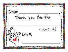 LOVE this downloadable thank you card! Stephanie Corfee rocks!!