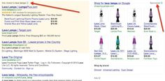 Product Listing Ads - These ads are different from product extensions because the ads are shown in a non-highlighted sponsored area, directly under (or to the right of) the traditional top text ads. These campaigns don't require keywords or text, but are directly linked to a Google Merchant Center account.  With a keyword search, Google will automatically select the most relevant product from the merchant center account. The cost is still CPC or CPA. Currently in limited release.