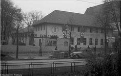 Berlin: Prälat am Alexanderplatz, Außenansicht 1938