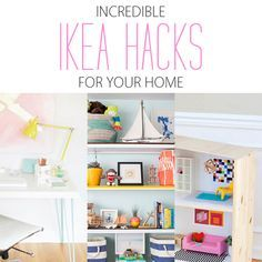 Incredible Ikea Hacks For Your Home - The Cottage Market