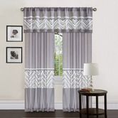 Found it at Wayfair - Evening Grace Window Treatment Collection