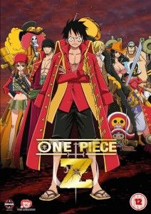 One Piece Film: Z UK Anime DVD Review
