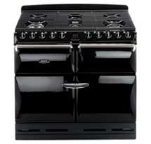 I'm more than a bit crazy about Aga stoves...