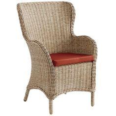 "Capella Island Dining Armchair, $300, 24.5""W"