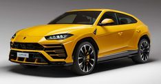 That Didn't Take Long: Lamborghini Urus Has Already Popped Up For Sale #Lamborghini #Lamborghini_Urus