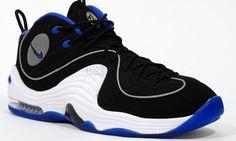 online store 1c131 e36e2 Nike Air Penny ii 2 Retro Basketball Shoes Release September 27